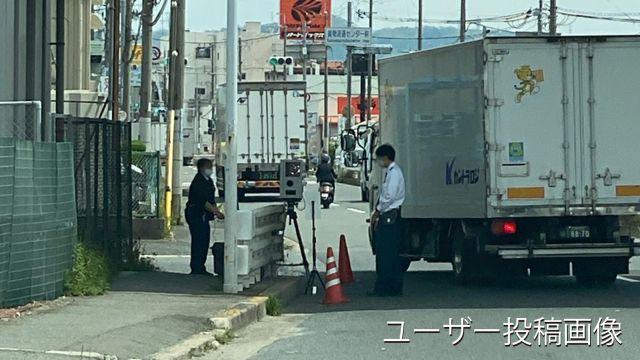 大阪府 府道19号線(茨木寝屋川線) オービス
