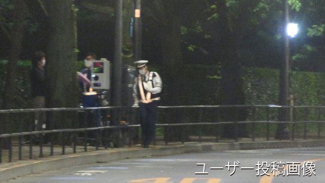 東京都 大官町通り オービス