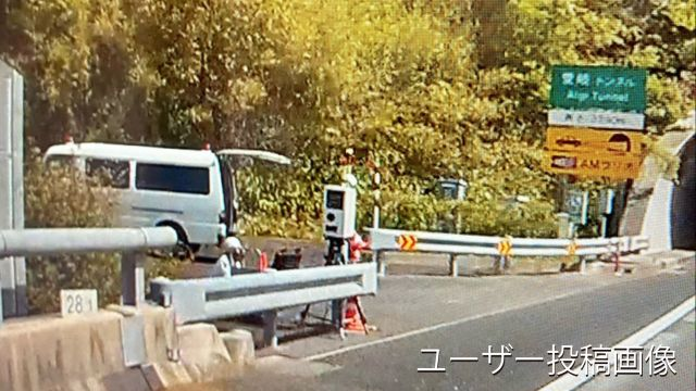 愛知県 東海環状自動車道 オービス