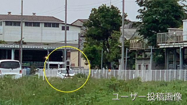 埼玉県 国道17号線(上尾道路) オービス