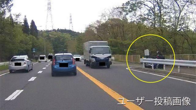長野県 国道20号線 オービス
