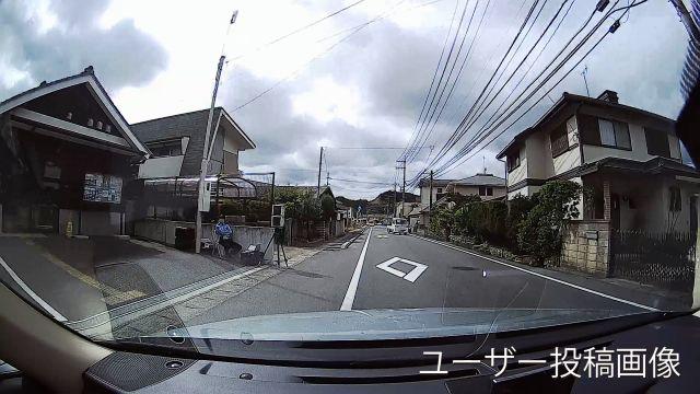 岡山県 県道238号線 オービス
